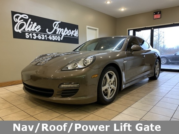 2013 Porsche Panamera in West Chester, OH