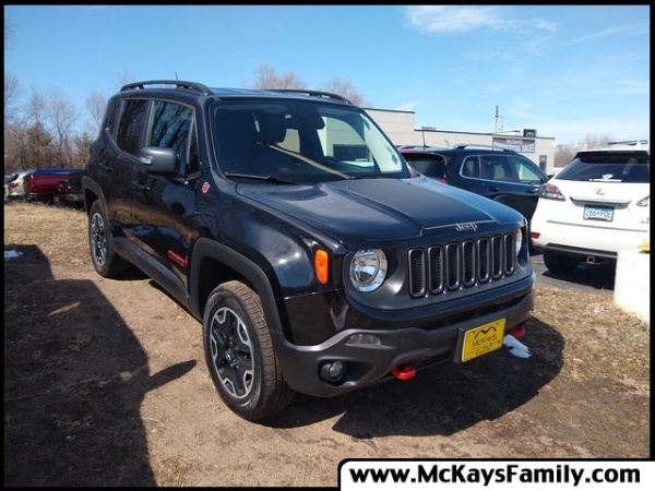 2017 Jeep Renegade in Waite Park, MN