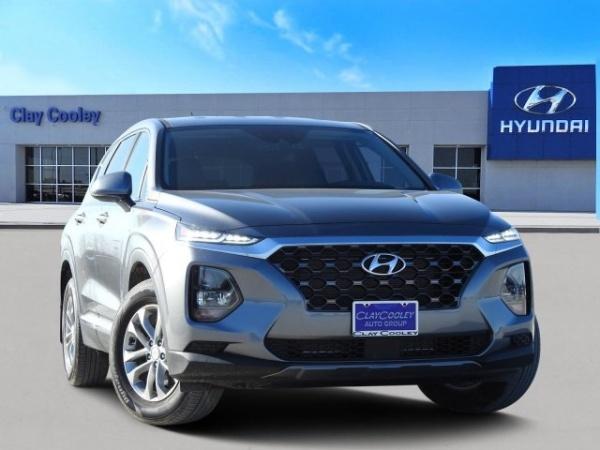 2020 Hyundai Santa Fe in Rockwall, TX