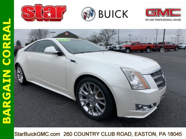 2011 Cadillac CTS in Easton, PA
