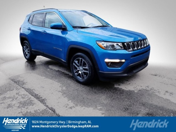 2019 Jeep Compass in Hoover, AL