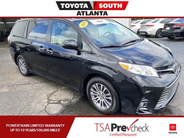2019 Toyota Sienna in Morrow, GA