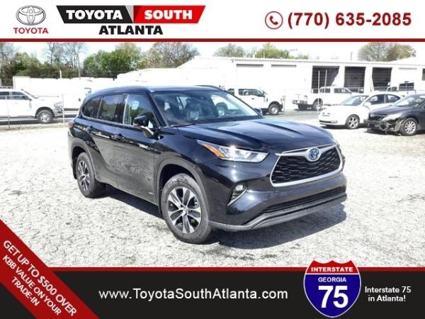 2020 Toyota Highlander in Morrow, GA