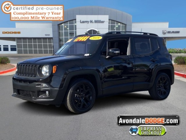 2018 Jeep Renegade in Avondale, AZ