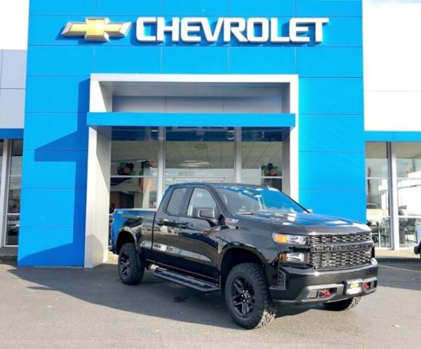 2020 Chevrolet Silverado 1500 in Auburn, WA