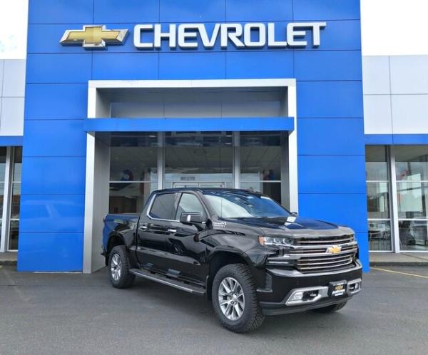 2019 Chevrolet Silverado 1500 in Auburn, WA