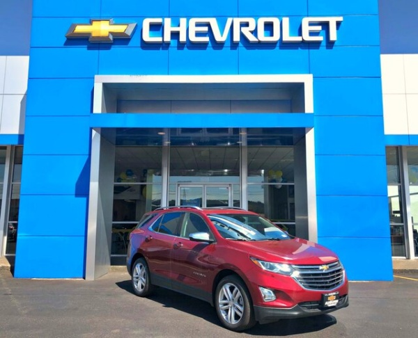 2019 Chevrolet Equinox in Auburn, WA