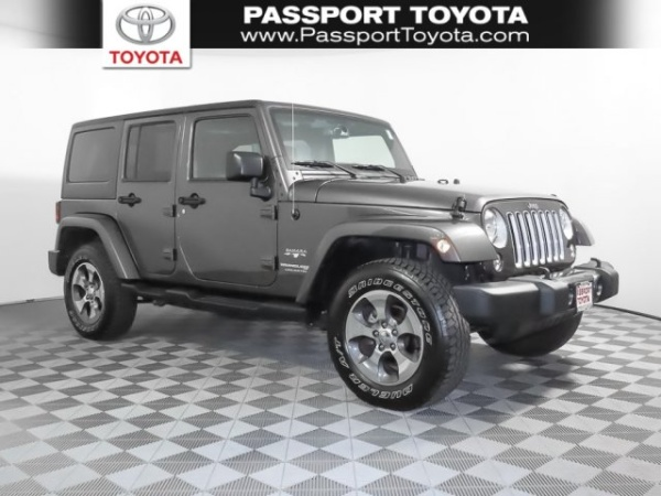 2018 Jeep Wrangler in Suitland, MD