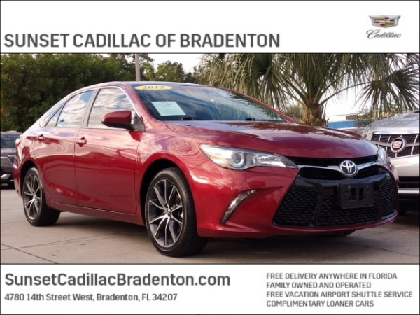 2015 Toyota Camry in Bradenton, FL