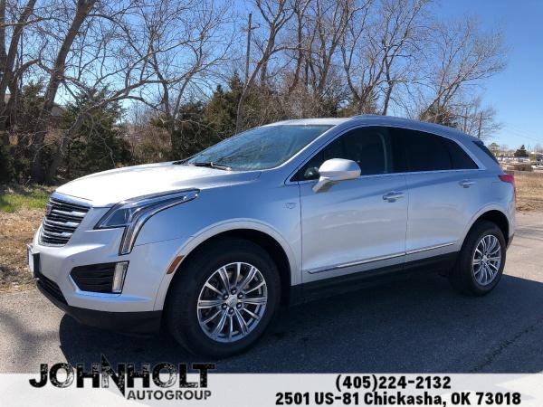 2017 Cadillac XT5 in Chickasha, OK