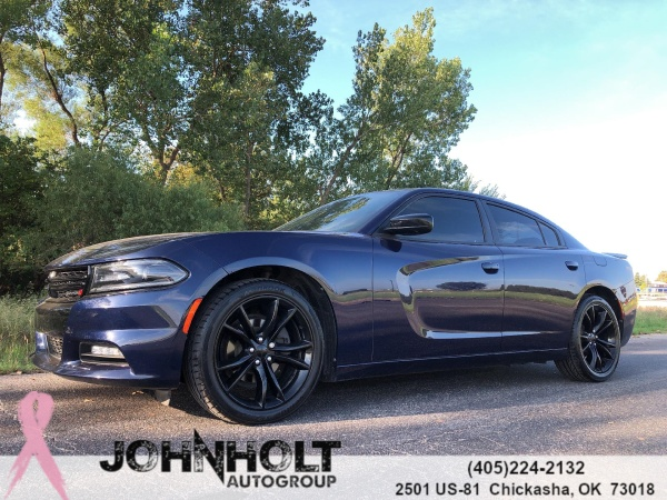 2016 Dodge Charger in Chickasha, OK