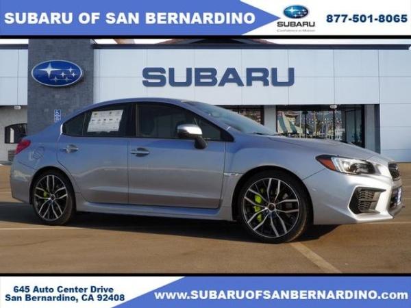 2020 Subaru WRX in San Bernardino, CA