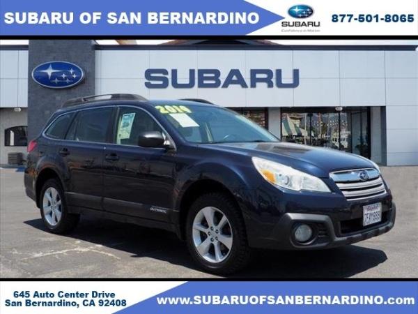 2014 Subaru Outback in San Bernardino, CA