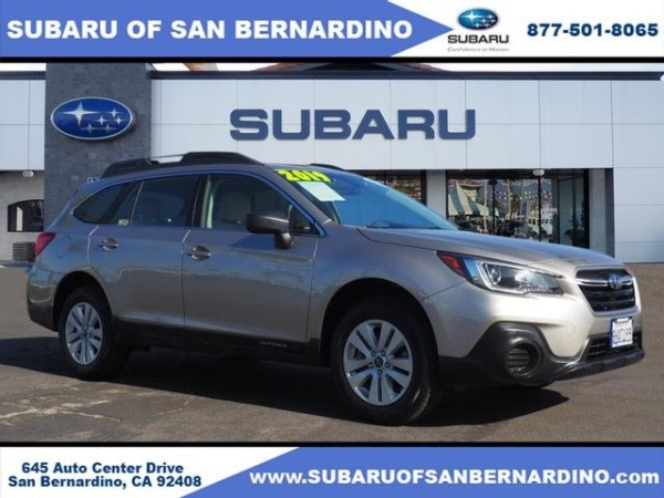 2019 Subaru Outback in San Bernardino, CA