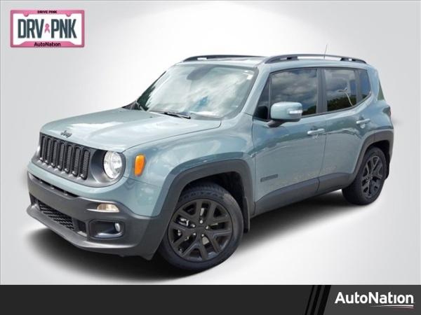 2018 Jeep Renegade in Lithia Springs, GA
