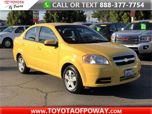50 Best San Diego Used Chevrolet Aveo For Sale Savings From 1329