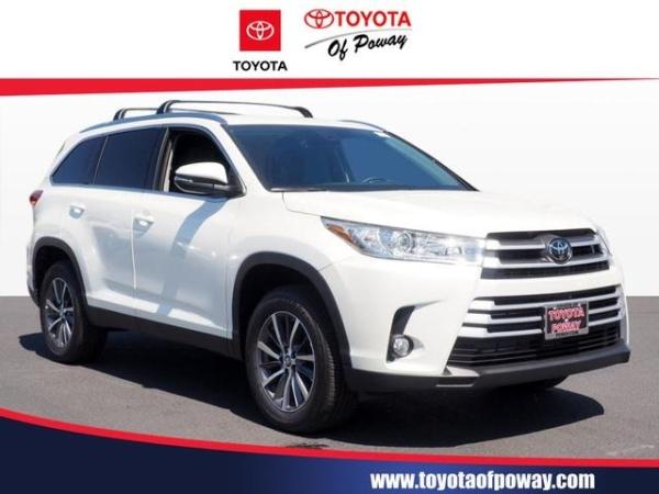 2019 Toyota Highlander in Poway, CA