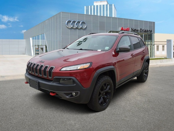 2014 Jeep Cherokee in Metairie, LA