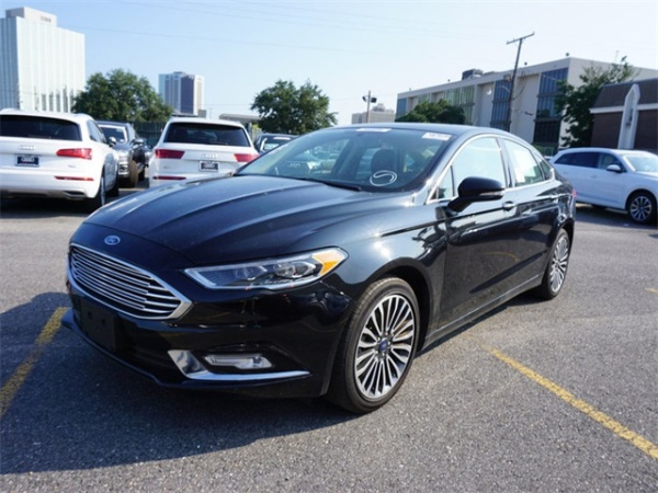 2018 Ford Fusion in Metairie, LA