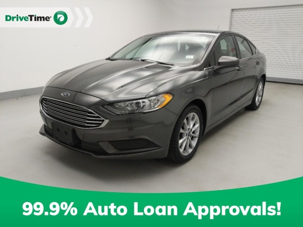 2017 Ford Fusion in Midlothian, IL