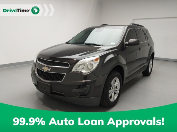 2013 Chevrolet Equinox Lt With 1lt Fwd For Sale In