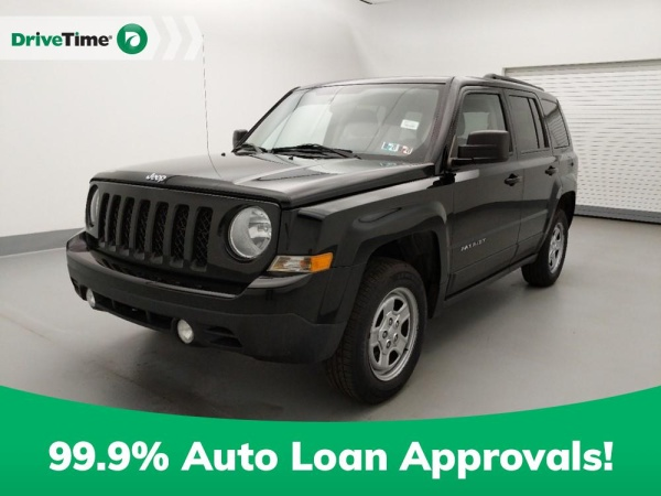 2015 Jeep Patriot in Pittsburgh, PA