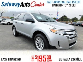 Used  Ford Edge Se Fwd For Sale In Santa Ana Ca