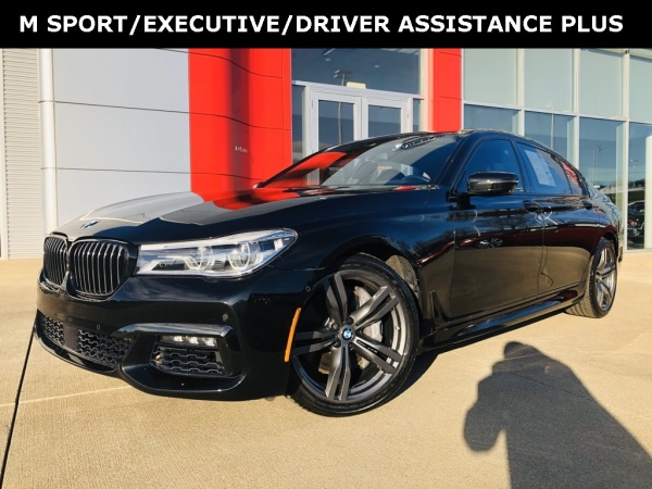2016 BMW 7 Series in Jackson, MI