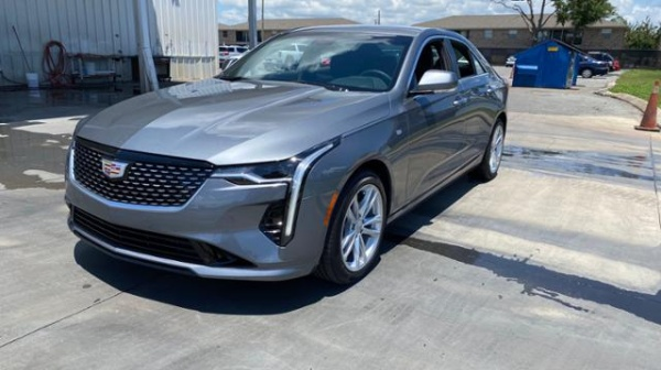 2020 Cadillac CT4 in Panama City, FL