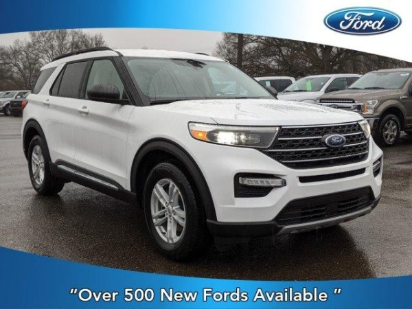 2020 Ford Explorer in Shelby, NC