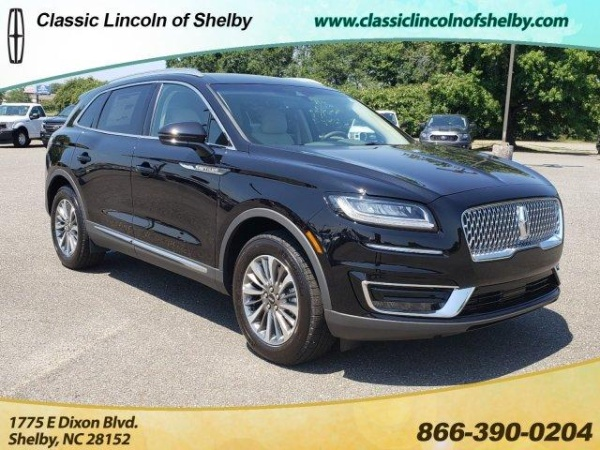 2019 Lincoln Nautilus in Shelby, NC