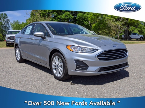 2020 Ford Fusion in Shelby, NC
