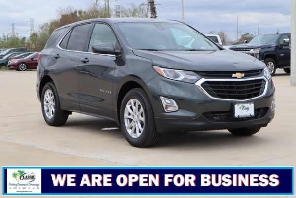 2020 Chevrolet Equinox in Galveston, TX