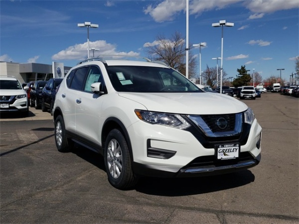 2020 Nissan Rogue in Greeley, CO
