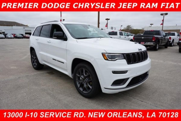 2020 Jeep Grand Cherokee in New Orleans, LA