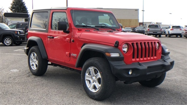 2020 Jeep Wrangler in Pittsburgh, PA