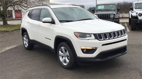 2020 Jeep Compass in Pittsburgh, PA