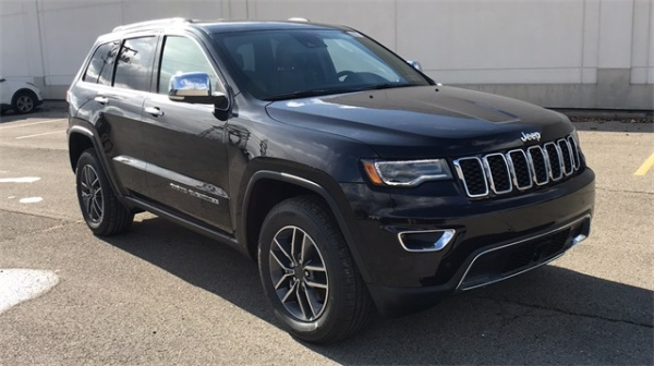 2020 Jeep Grand Cherokee in Pittsburgh, PA