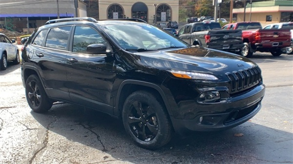 2018 Jeep Cherokee in Pittsburgh, PA