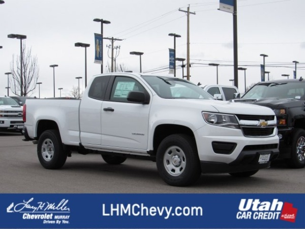 2019 Chevrolet Colorado in Murray, UT
