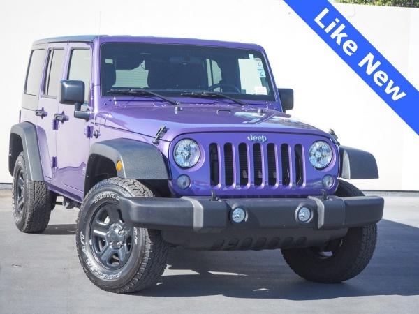 2017 Jeep Wrangler Unlimited Sport For Sale In San Juan Capistrano