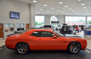 New Dodge Challenger SRT-HELLCAT-REDEYE Coupes for Sale