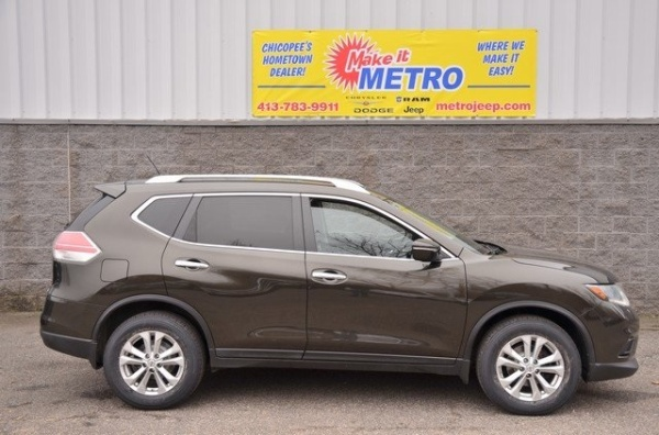 2014 Nissan Rogue in Chicopee, MA