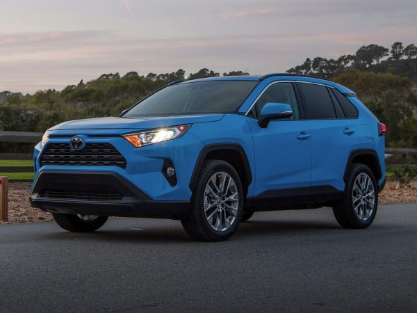 2020 Toyota RAV4 in Springfield, VA