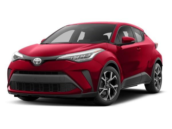 2020 Toyota C-HR in Springfield, VA