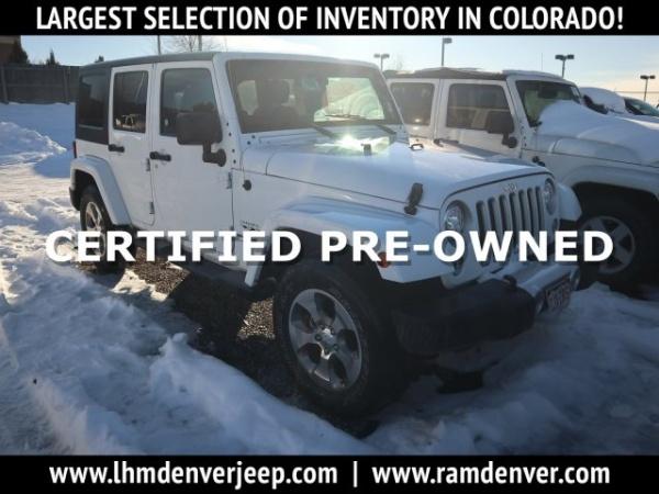 2018 Jeep Wrangler in Denver, CO