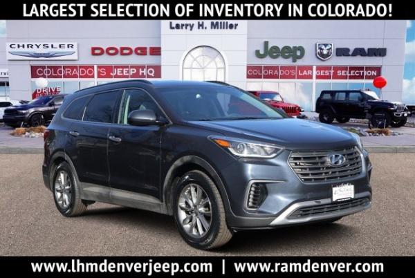 2017 Hyundai Santa Fe in Denver, CO