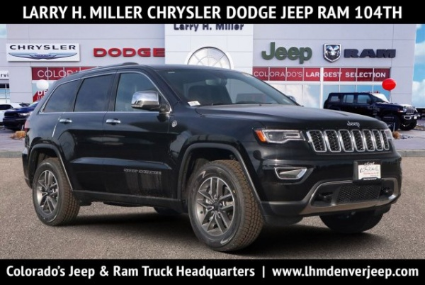 2020 Jeep Grand Cherokee in Denver, CO