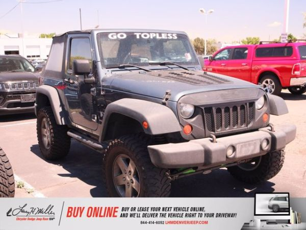 2008 Jeep Wrangler in Denver, CO