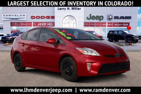 2015 Toyota Prius in Denver, CO